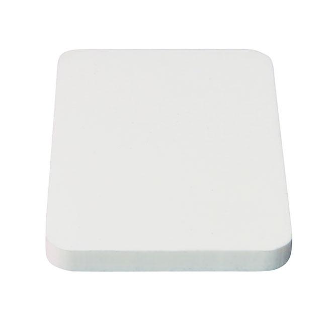 "Standard Polyboard Panel - Plastic - 4' x 8' x 1/8"""