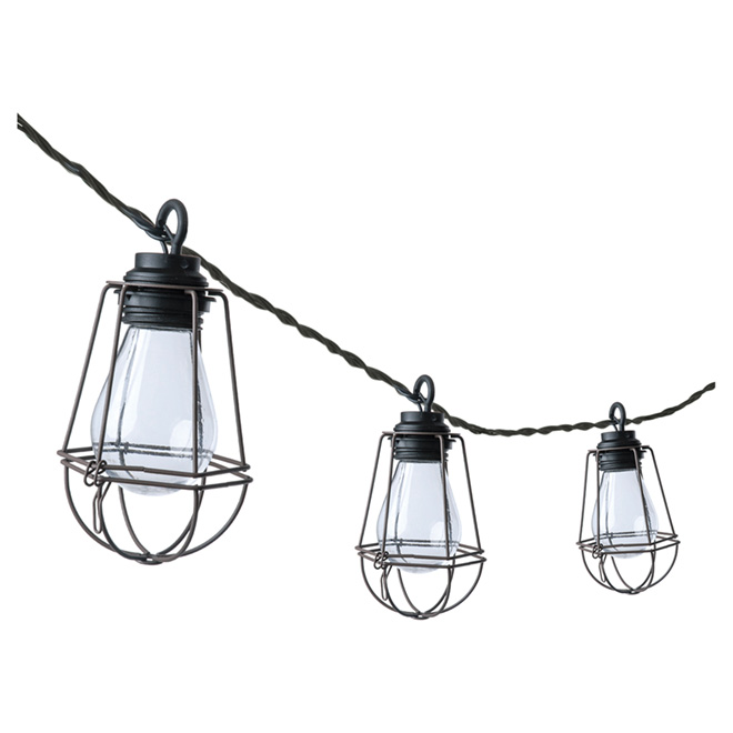 Landscape Lighting Icon: PARADISE 6W LED Outdoor Light String