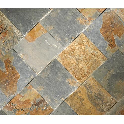 Mono Serra Quot Rustic Quot Slate Floor Tiles S 1120 Rona