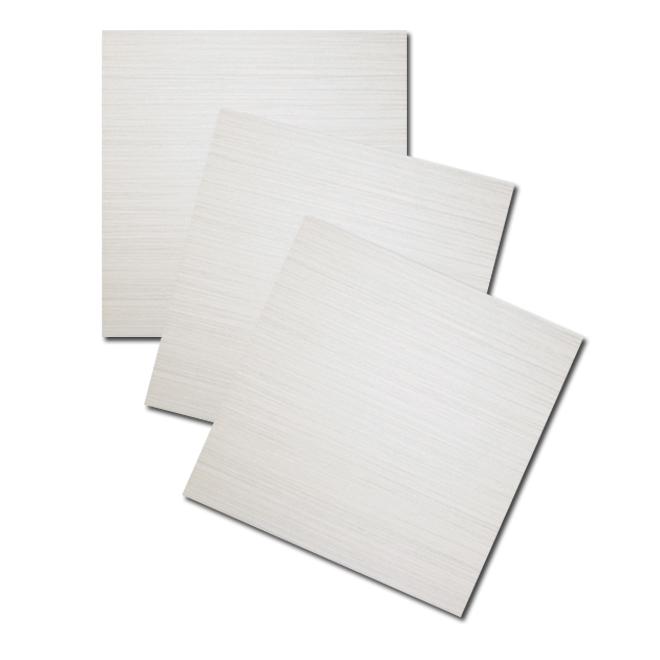 """Céramique pour plancher, 12"""" x 12"""", 15/boîte, blanc"""