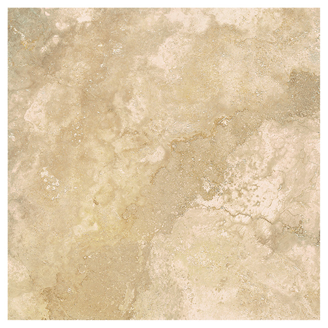 Mono Serra Rapolano Ceramic Tiles - Floor/Wall - 13.5-in x 13.5-in - 12/Box