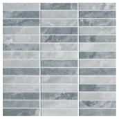 "Mosaic Ceramic Tile - 13.39"" x 13.39"" - 14 Box"