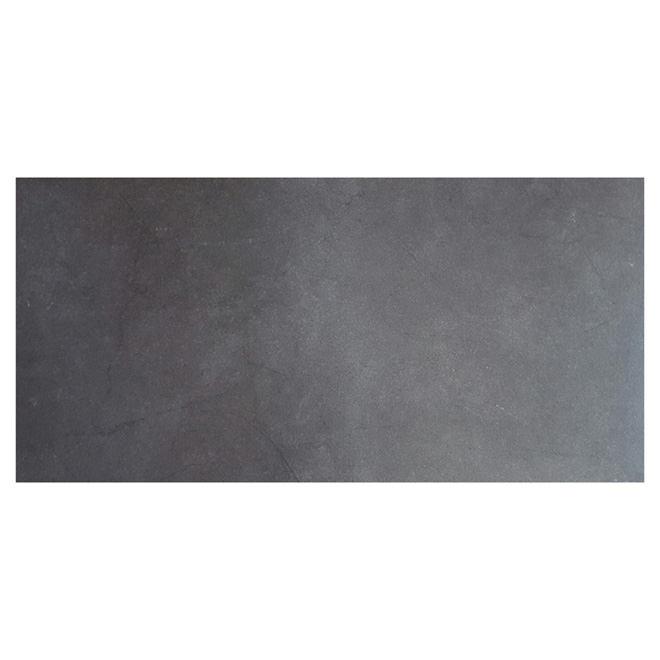 Mono Serra Porcelain Tiles - Anthracite Eco - Wall/Floor - Dark Grey - 8/Box