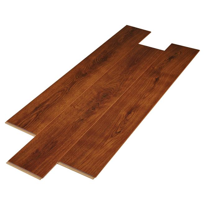 Laminate Flooring Megaloc 12 Mm Brown
