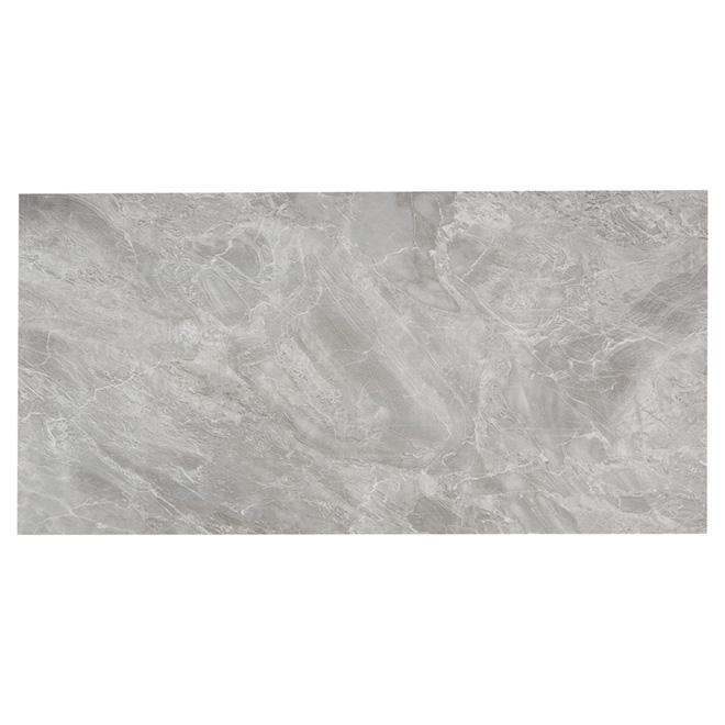 Porcelain Tiles - 18'' x 36'' - Grey - 3/Box