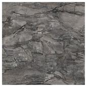 "Mono Serra Floor Tiles - Porcelain - Dark Grey - 24"" x 24"""