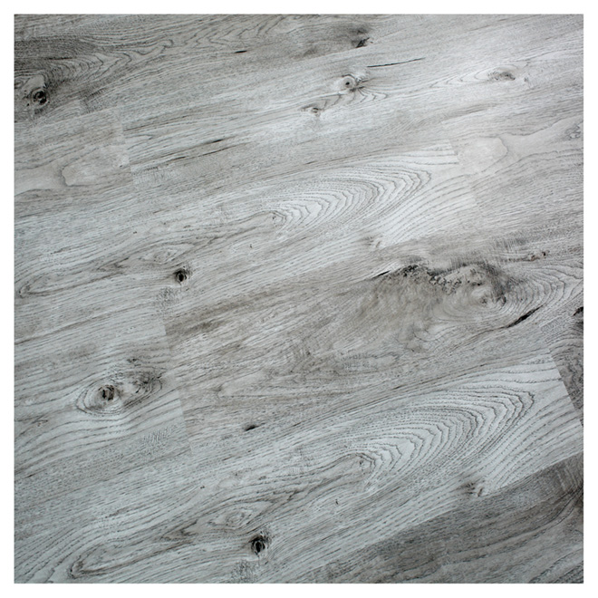 Vinyl Plank - 28.14 sq.ft. - Vintage Grey LVT-404DISCONT