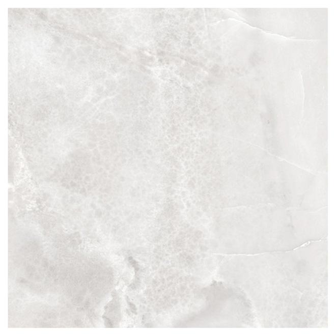 """Tuile de porcelaine, 24"""" x 24"""", 3/boite, 11,3pi², blanc"""