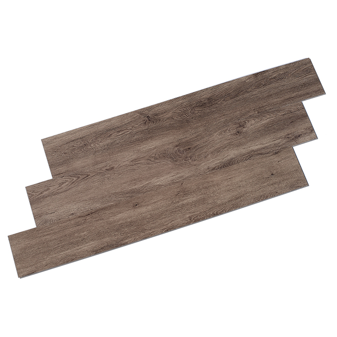 Vinyl Plank -48 - 28.38 sq. ft. - Dark Grey LVT-405