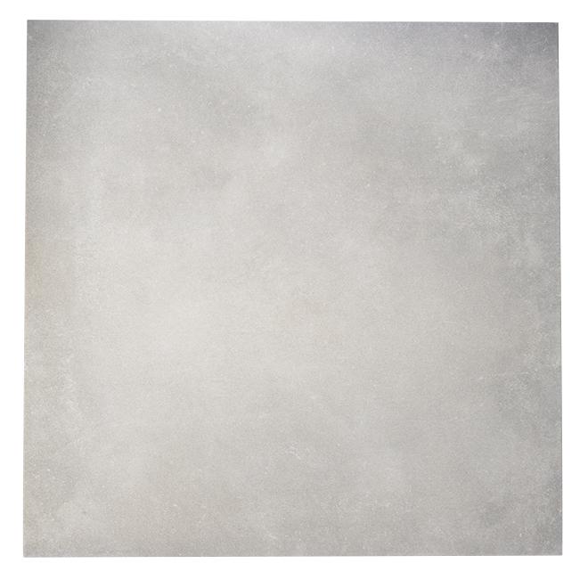 """Tuiles de porcelaine, 24"""" x 24"""", 4/boite, gris pâle"""