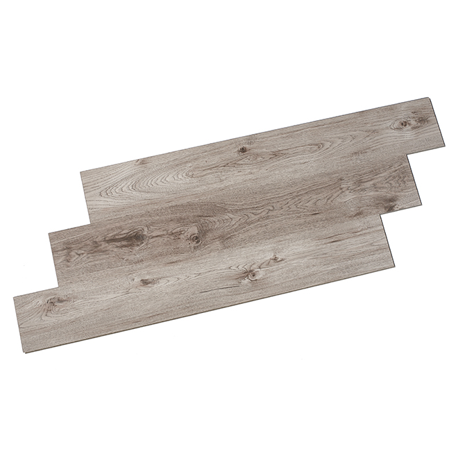 Vinyl Floor Planks - 4.2 mm - 28.38 sq. ft. - Vintage Grey | RONA