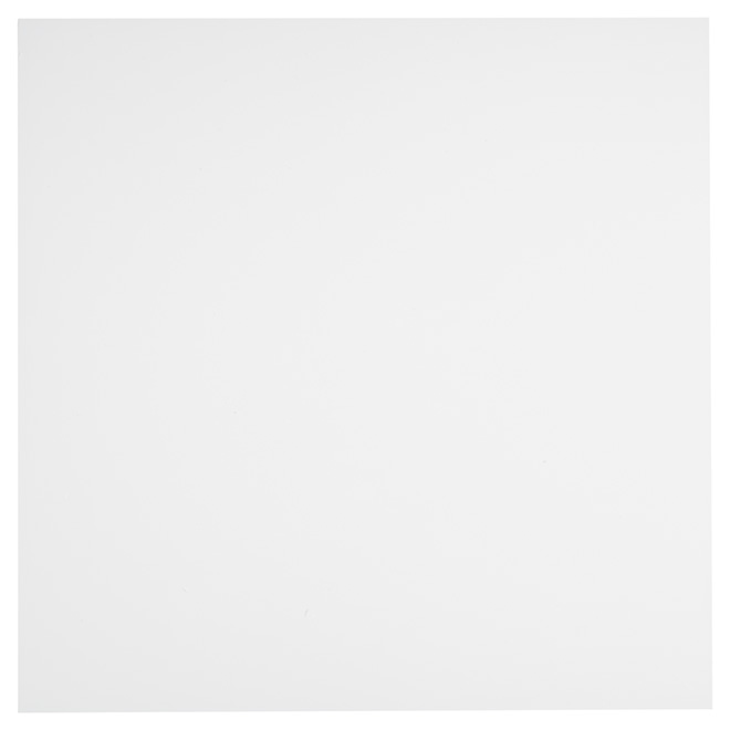 "Porcelain Floor Tile - 24"" x 24"" - 11.3 sq. ft./Box - White"