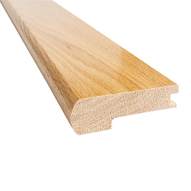 Mono Serra Oak Stair Nosing 3 4 X 4 X 78 Unfinished Fim 1005