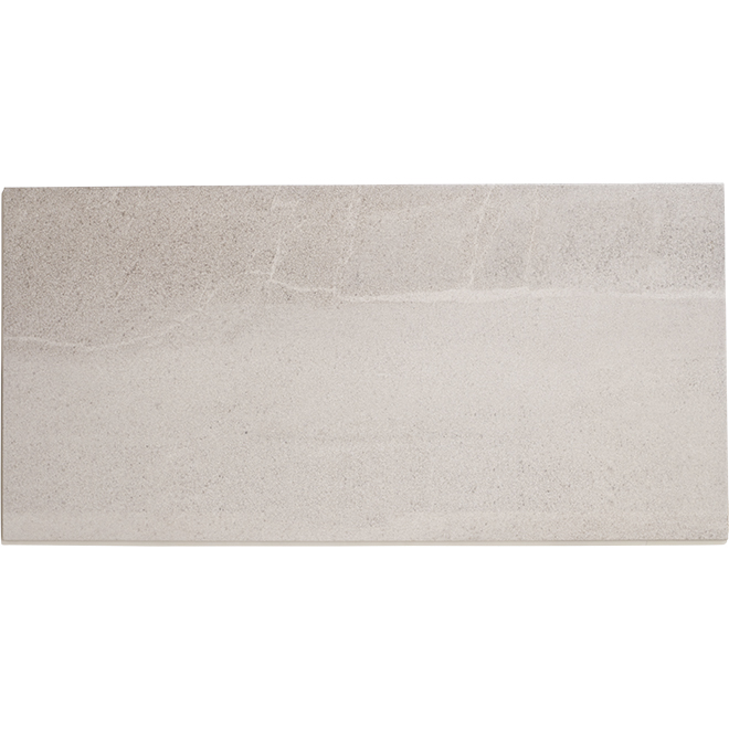 "Forum Porcelain Tiles - 12"" x 24"" - Grey - Box of 8"