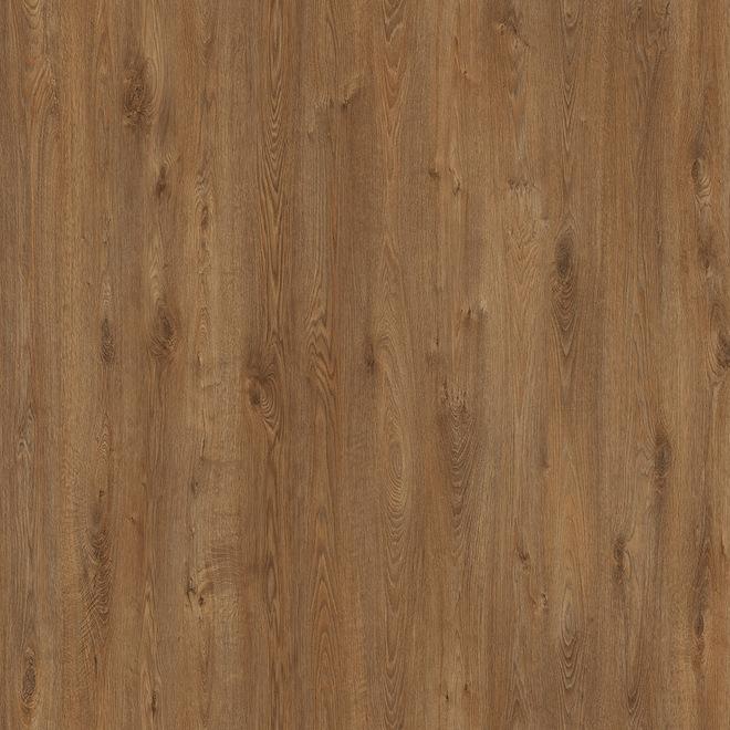 Plancher stratifié Mono Serra, « Effect », 14,59 pi², brun