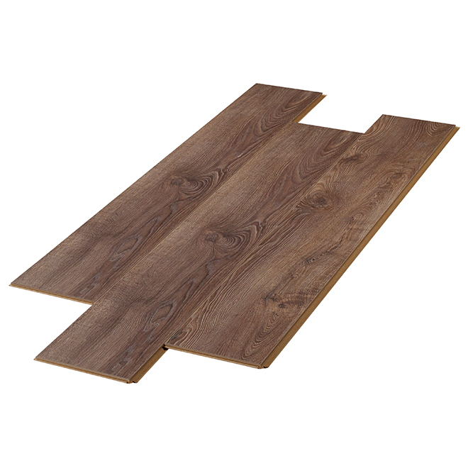 Plancher stratifié Pamir Effect, 14,59 pi², brun