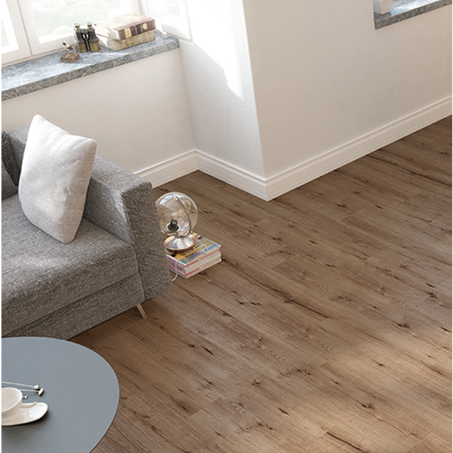 Aquastop 24 Mono Serra Laminate, Brown Laminate Flooring