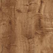 Plancher stratifié Aquastop24, AC4, HDF, 14,59 pi², brun