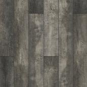 Mono Serra Banf SPC Flooring - 23.95 sq. ft. - 5.3 mm - Grey - 12 Planks