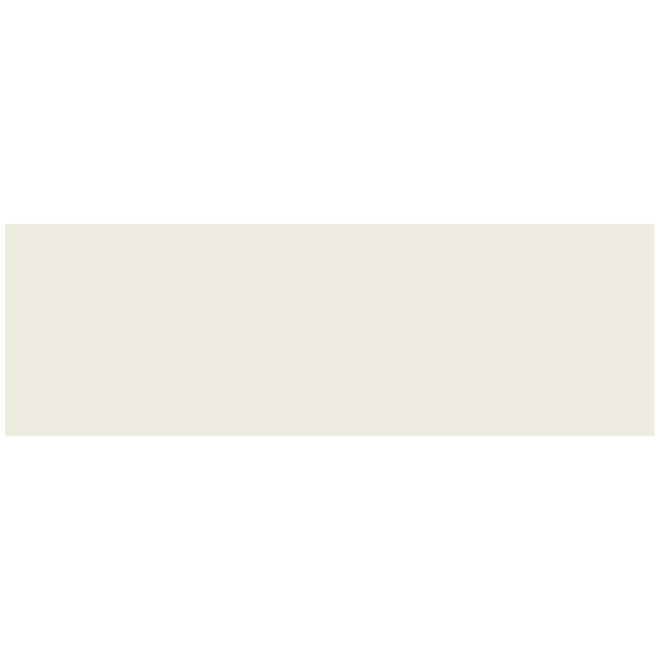 Mono Serra New-York 4-in x 12-in Ceramic Tiles - 9.69 sq ft - Matte White
