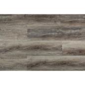 Plancher de vinyle Mono Serra,3,5 mm Montana brun 35,69 pi²