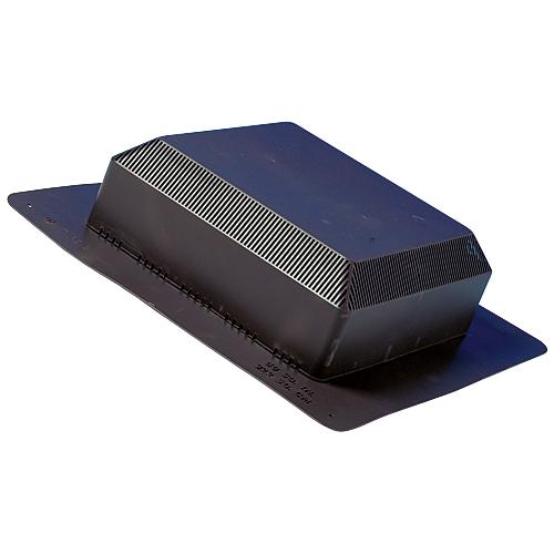 Évent de toit « WeatherPro 50 » 18 1/2 po, noir