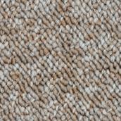 Tapis à boucles Beaulieu Livia en fibre synthétique de 12 pi, modèle Vue Rustique