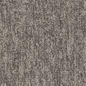 Tapis à boucles Beaulieu Mila en fibre synthétique de 12 pi, modèle Vent Ouest
