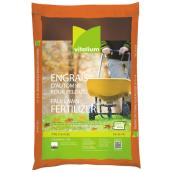 Lawn fertilizer 10-0-14