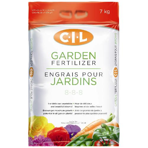 C-i-l Garden Fertilizer - 8-8-8 - 7kg 2001551
