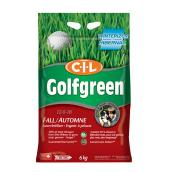 """Golfgreen"" Fall Lawn Fertilizer 12-0-18"