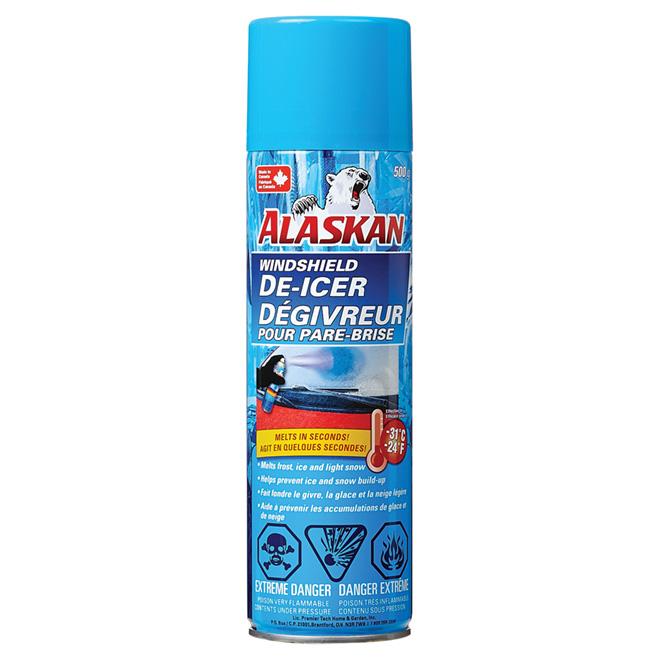 Dégivreur pour pare-brise « Alaskan », 500 grammes