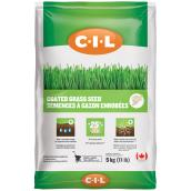Coated Grass Seed - All-Purpose - 750 m² - 5 kg
