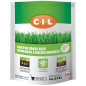 Coated Grass Seed - All-Purpose - 150 m² - 1 kg