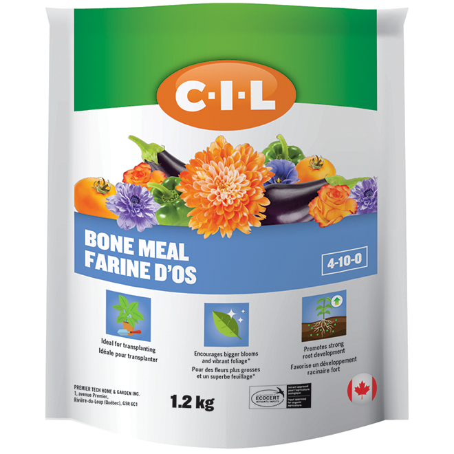Bone Meal for Lawn - 04-10-00 - 1.2 kg