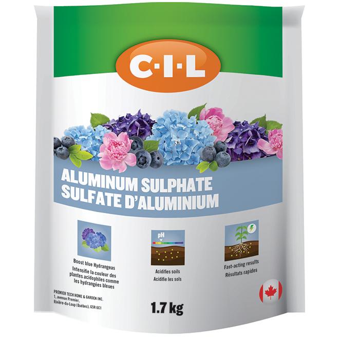 Sulfate d'aluminium, 1,7 kg