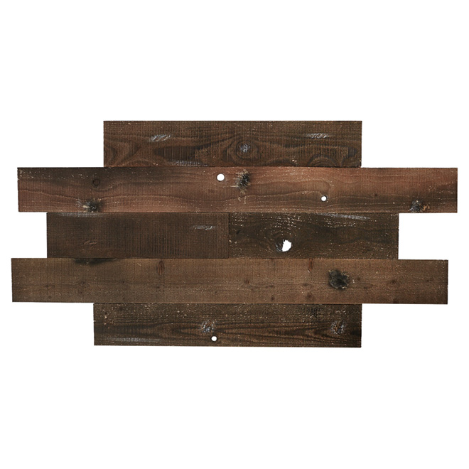 Reclaimed Wood Wall Planks - Natural - 20 sq. ft.