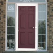 """Northern Aluminum Storm Door 33"""" - White"""