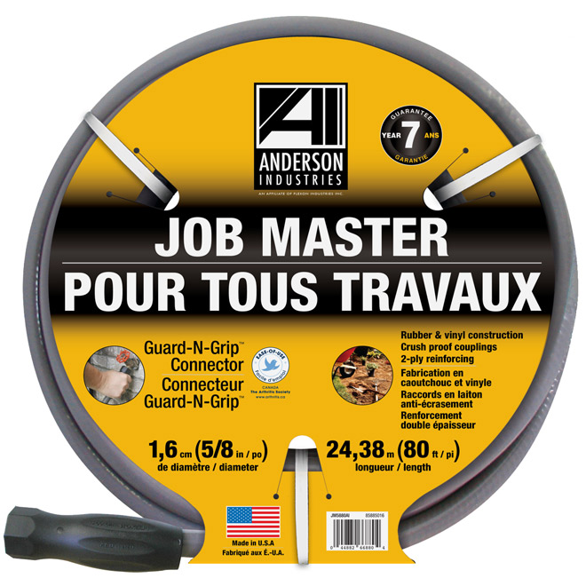 """Job Master"" Garden Hose - 5/8"" x 80'"