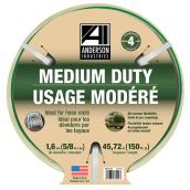 Garden Hose - Medium Duty - 5/8'' - 150'