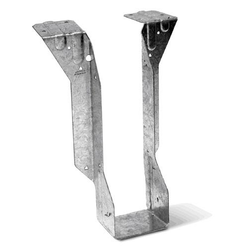 """Étrier en acier galvanisé de 4 3/4"""" x 14"""""""
