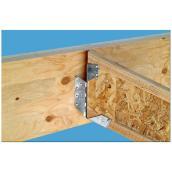 Galvanized Steel Joist Hanger 3 9/16
