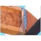 "Galvanized Steel Joist Hanger 3 9/16"" x 11 1/2"""