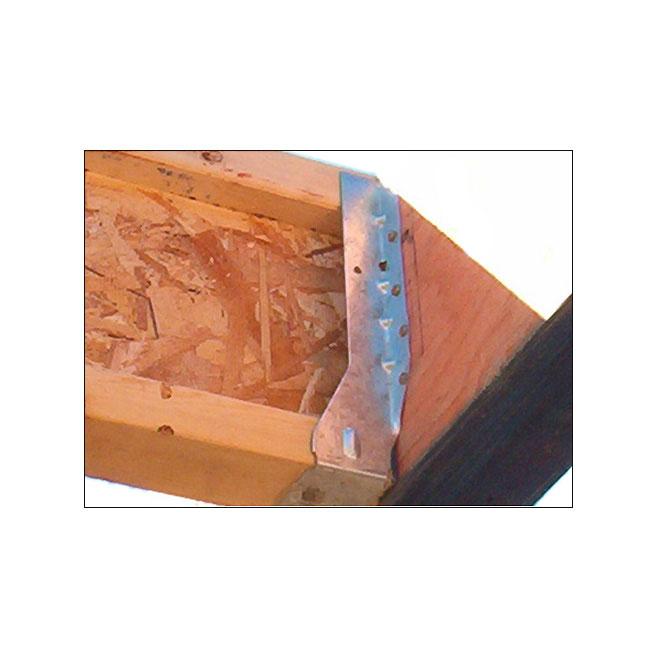 "I-Joist Hanger - Face Mount - 2.5"" x 11"" - Galvanized Steel"