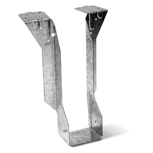 """Étrier en acier galvanisé de 5 1/8"""" x 16"""""""