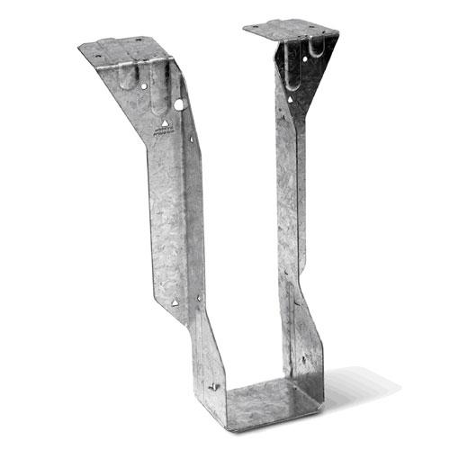 """Étrier en acier galvanisé de 5 1/8"""" x 14"""""""