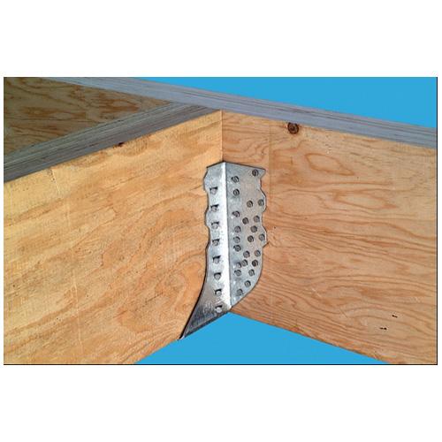 "Galvanized Steel Single Joist Hanger 7 1/4"" x 14"""