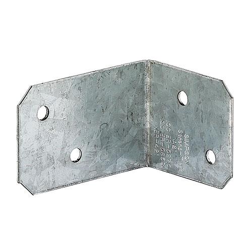 """Cornière en acier galvanisé de 2"""" x 1 1/2"""", boîte de 200"""