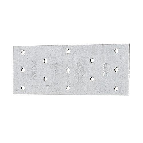Tie Plate - Galvanized Steel - 46 x 127 mm - 150/PK