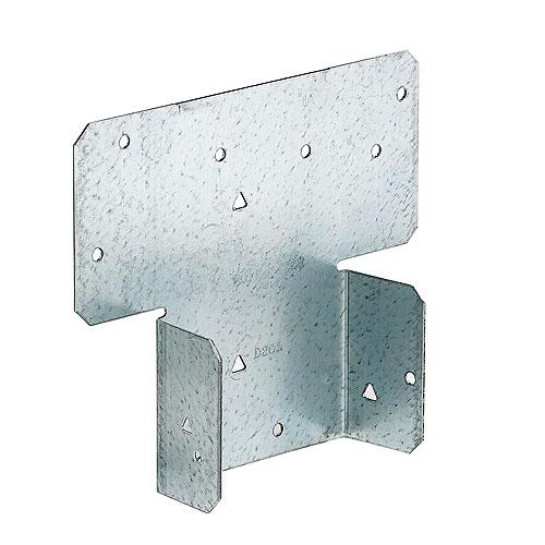 Capuchon de poteau de 4 x 4 po,« Série AC », paquet de 20